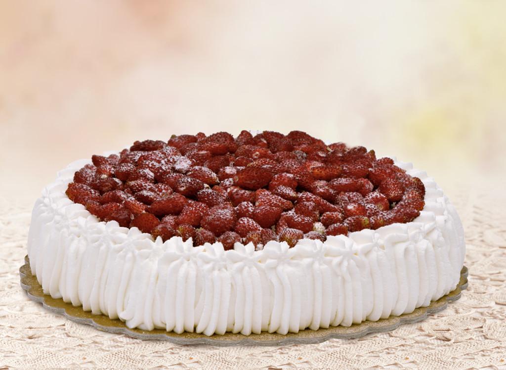 torta-panna-fragoline